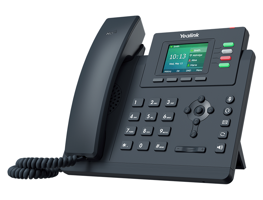 Yealink T33G SIP phone, made for VoIP use.